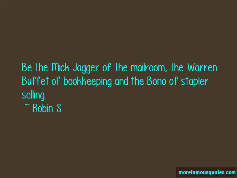 Robin S Quotes Pictures 2