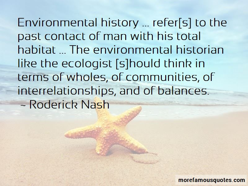 Roderick Nash Quotes Pictures 4