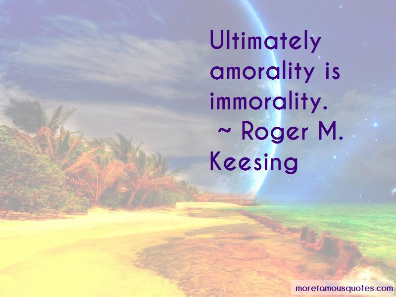 Roger M. Keesing Quotes Pictures 2