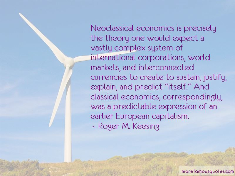 Roger M. Keesing Quotes