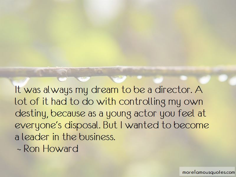 Ron Howard Quotes Pictures 3
