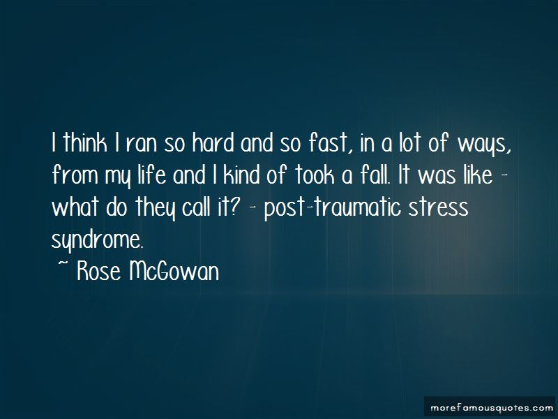 Rose McGowan Quotes Pictures 4