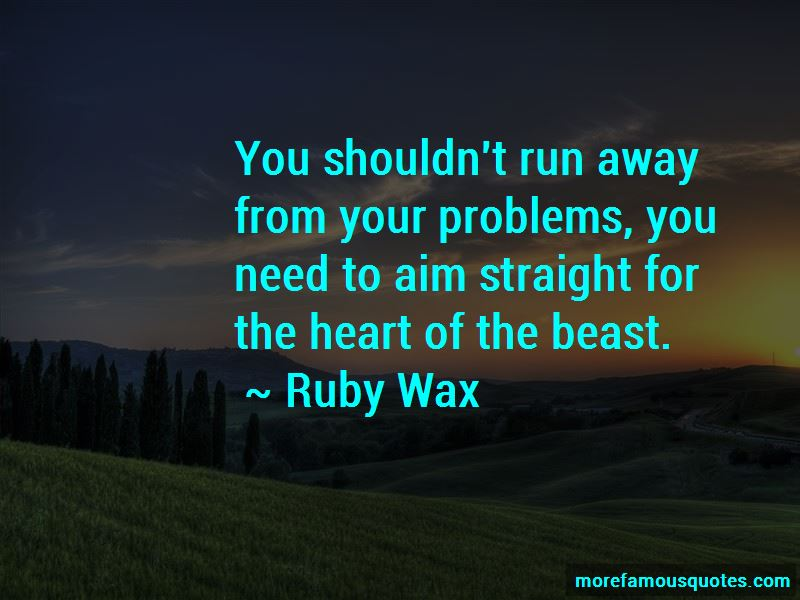 Ruby Wax Quotes Pictures 4