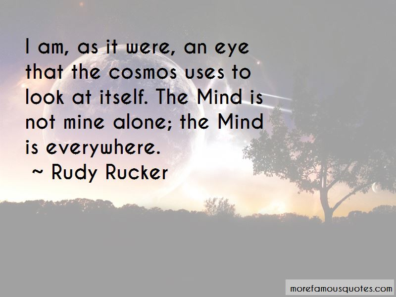 Rudy Rucker Quotes Pictures 2