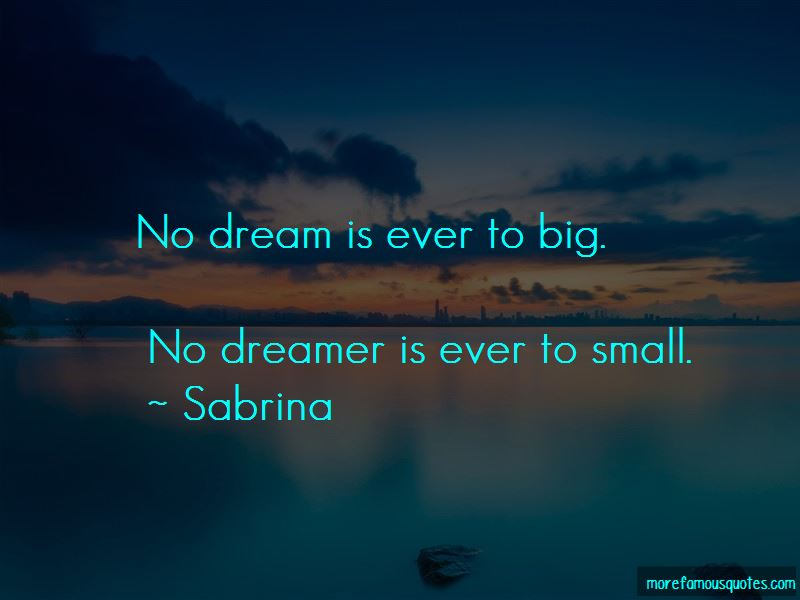 Sabrina Quotes Pictures 4