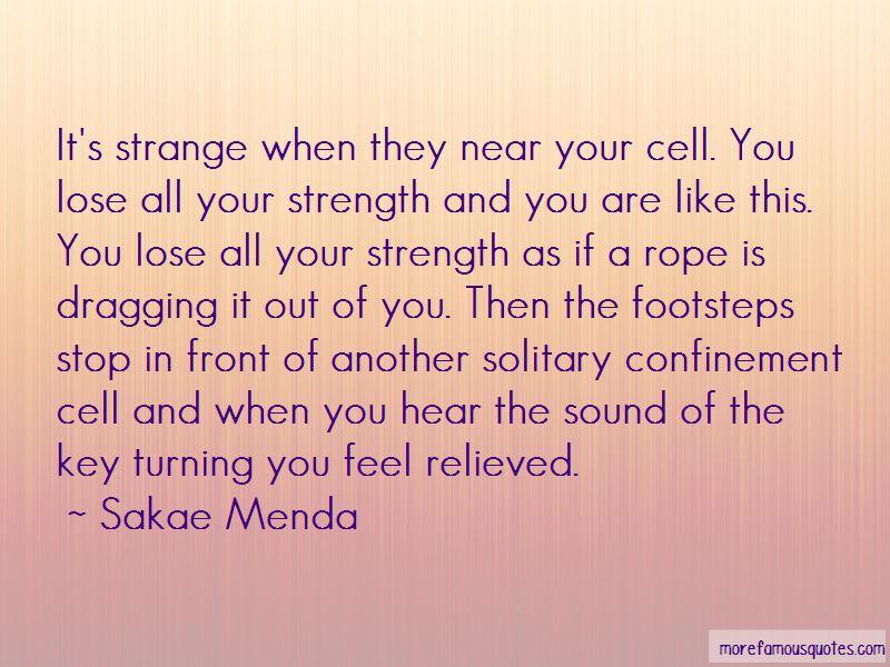 Sakae Menda Quotes