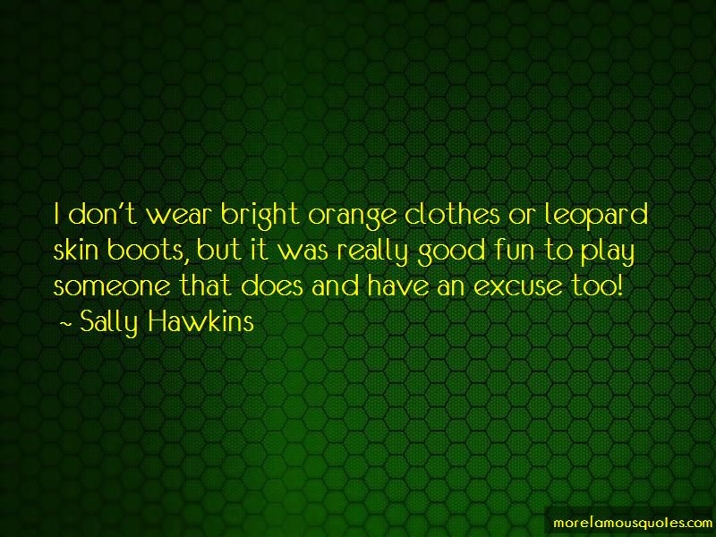 Sally Hawkins Quotes Pictures 3