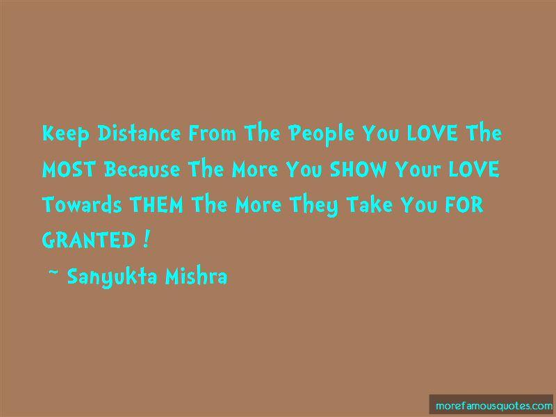 Sanyukta Mishra Quotes