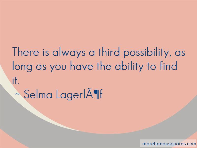 Selma Ottilia Lovisa Lagerlof Quotes