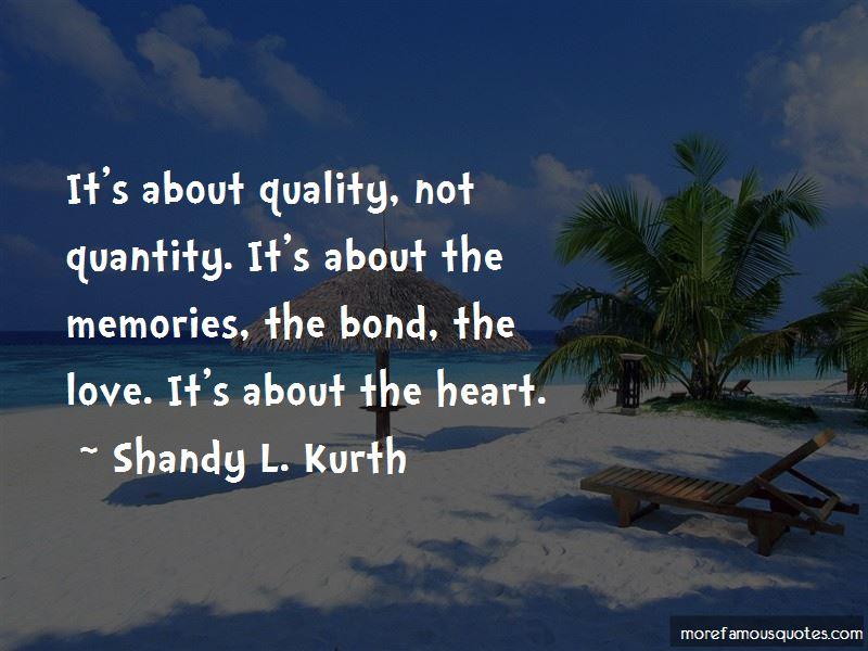 Shandy L. Kurth Quotes