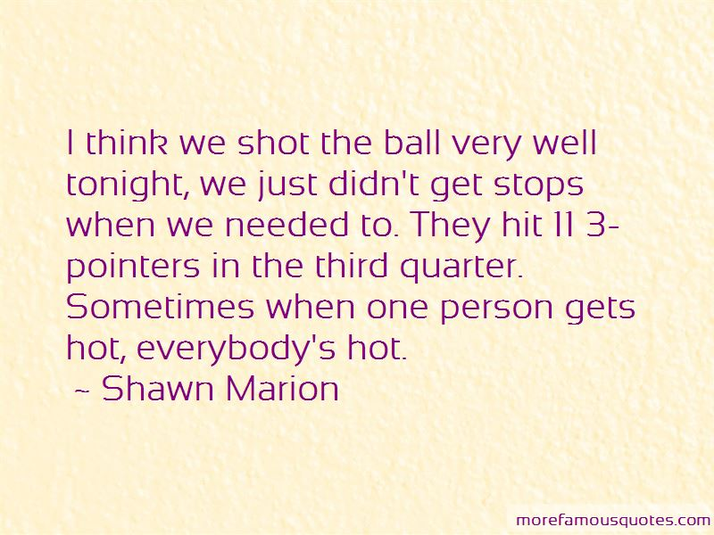 Shawn Marion Quotes Pictures 2