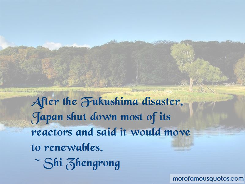 Shi Zhengrong Quotes Pictures 2