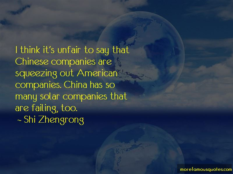 Shi Zhengrong Quotes Pictures 4