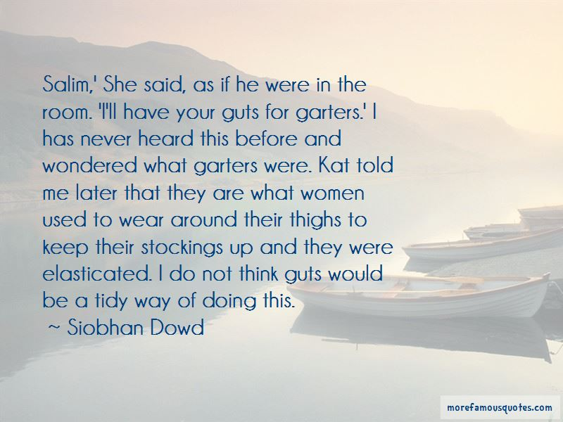 Siobhan Dowd Quotes Pictures 3