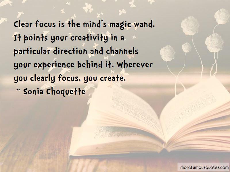 Sonia Choquette Quotes