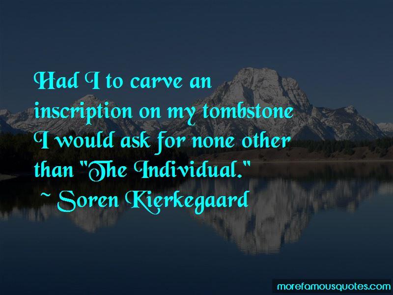 Soren Kierkegaard Quotes Pictures 3