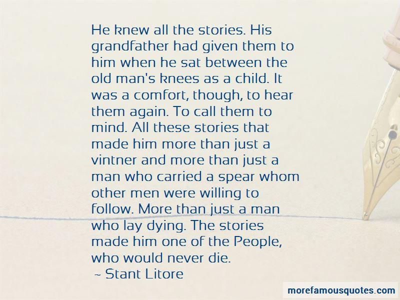 Stant Litore Quotes Pictures 2