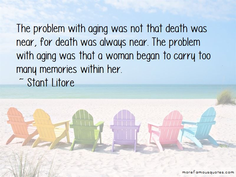 Stant Litore Quotes