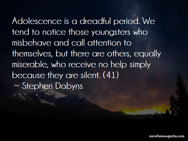 Stephen Dobyns Quotes Pictures 4