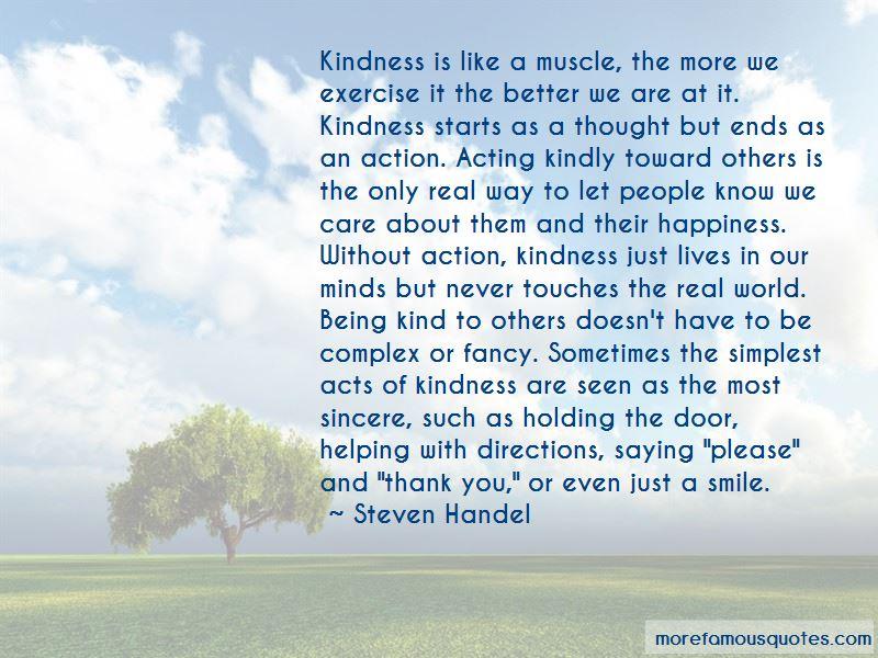 Steven Handel Quotes