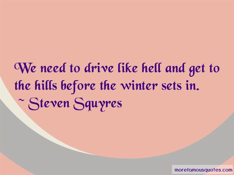 Steven Squyres Quotes Pictures 3