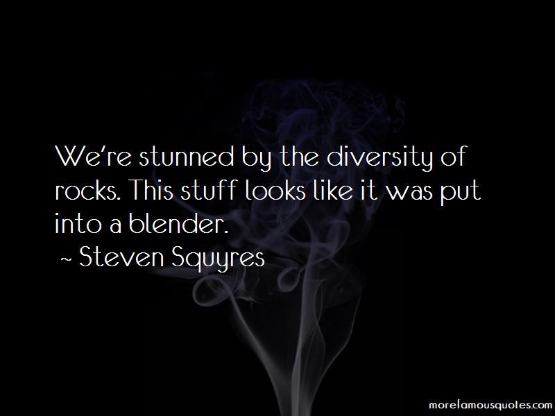Steven Squyres Quotes