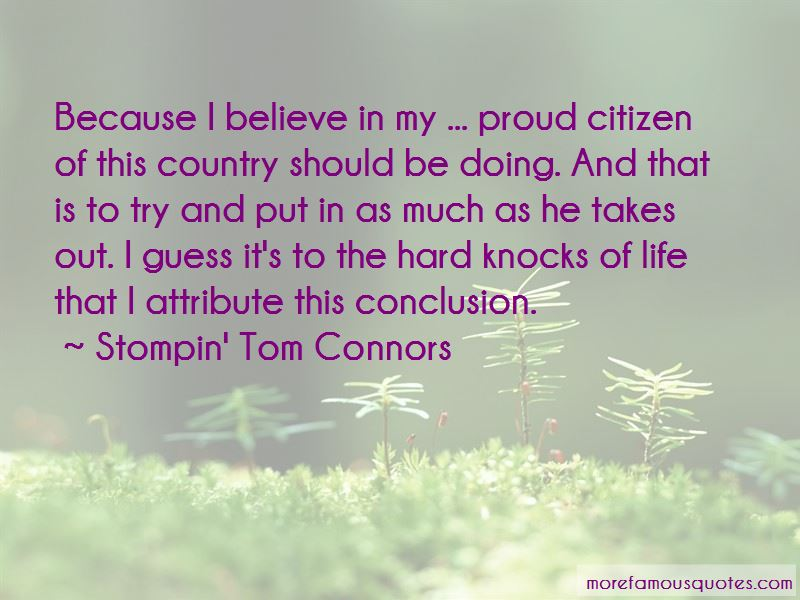 Stompin' Tom Connors Quotes Pictures 3