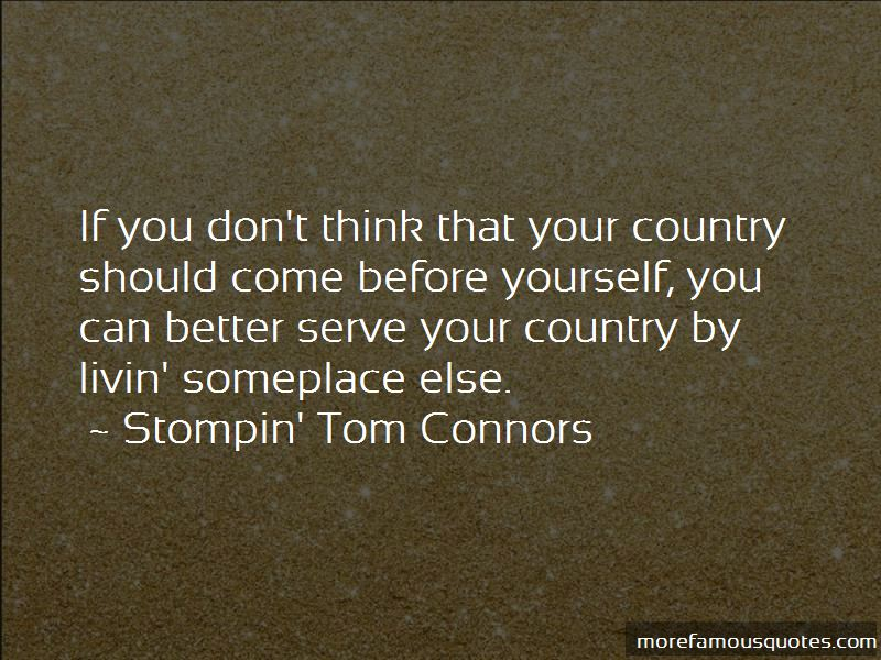 Stompin' Tom Connors Quotes Pictures 4