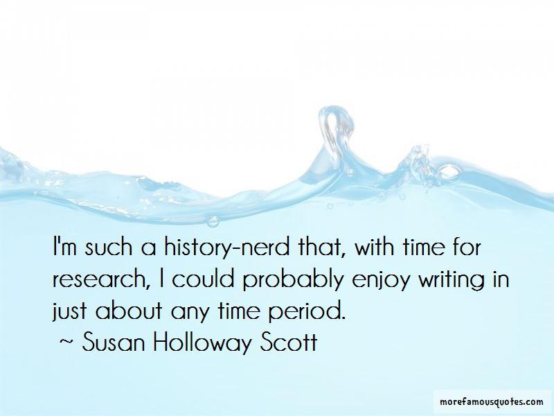 Susan Holloway Scott Quotes Pictures 3