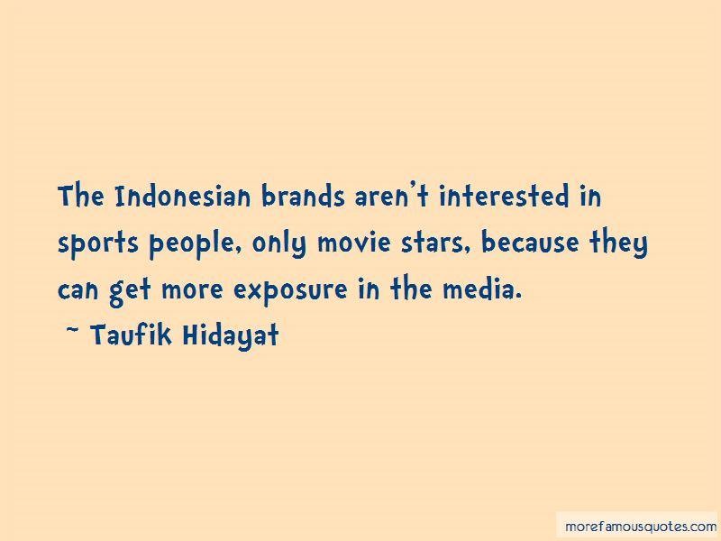 Taufik Hidayat Quotes Pictures 3