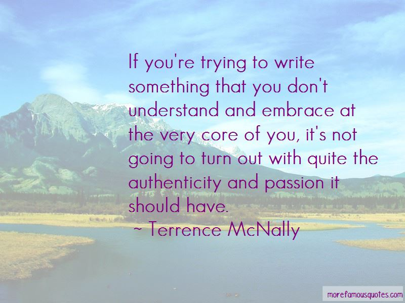 Terrence McNally Quotes Pictures 3