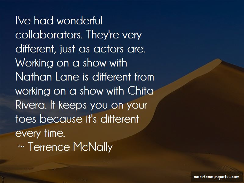 Terrence McNally Quotes Pictures 4