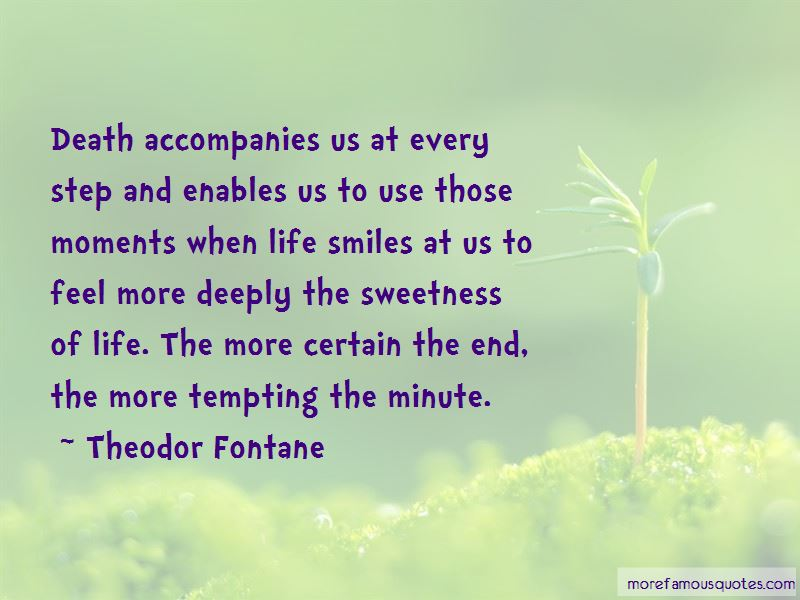 Theodor Fontane Quotes Pictures 2