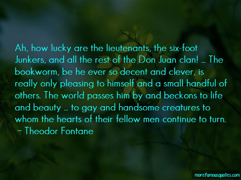 Theodor Fontane Quotes Pictures 3