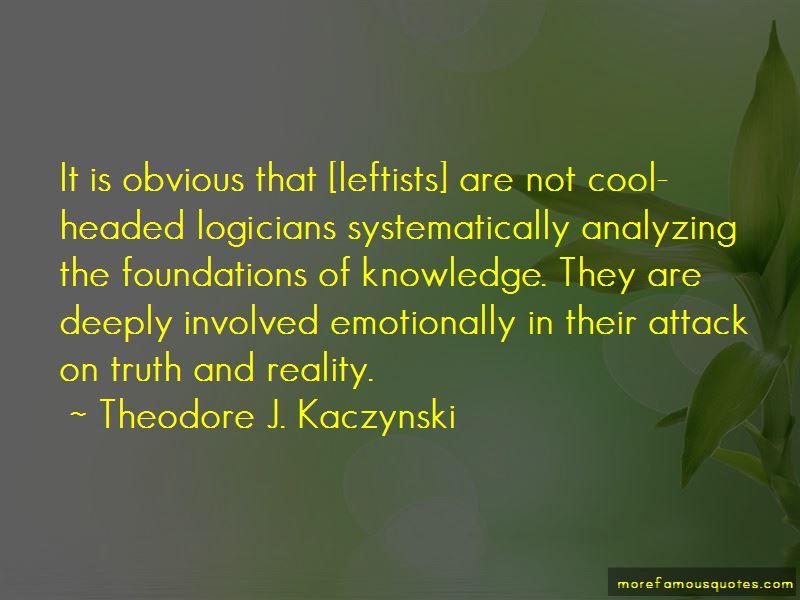 Theodore J. Kaczynski Quotes Pictures 2
