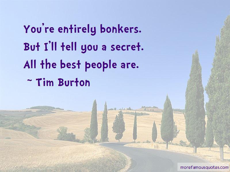 Tim Burton Quotes Pictures 2