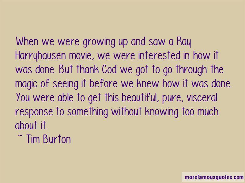 Tim Burton Quotes
