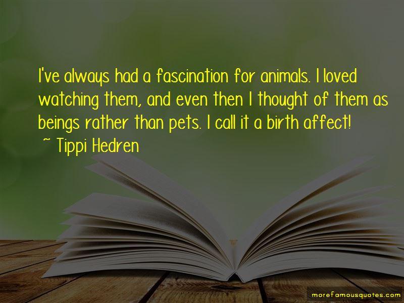 Tippi Hedren Quotes Pictures 3