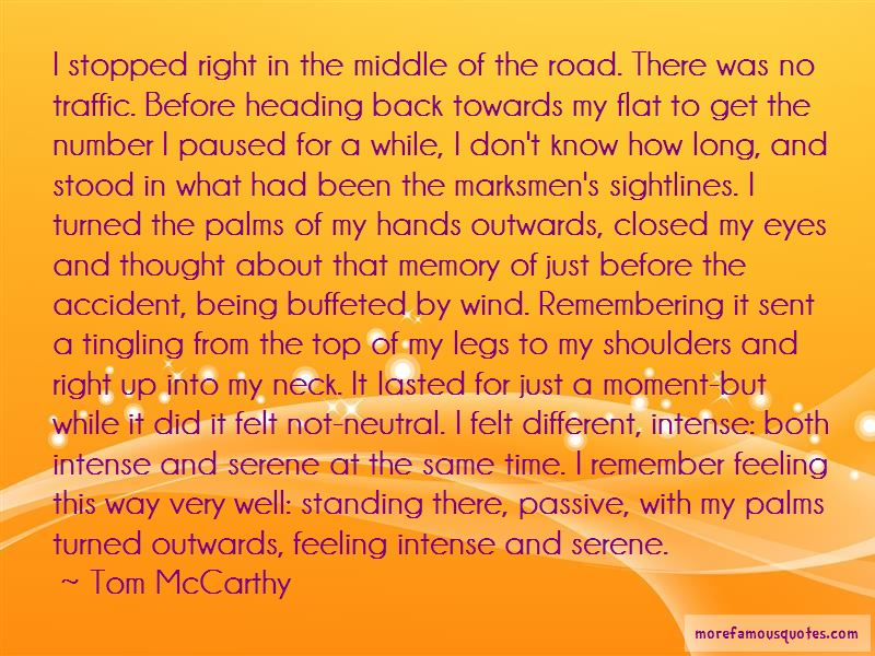 Tom McCarthy Quotes Pictures 3