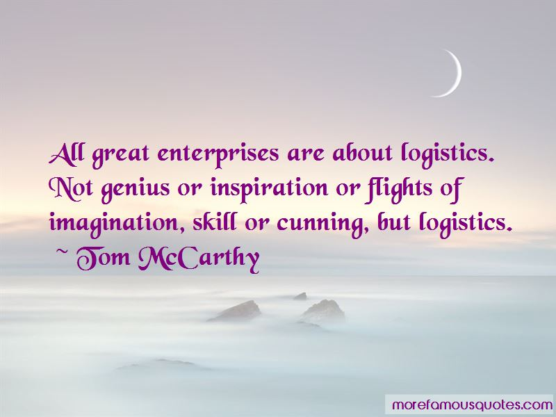 Tom McCarthy Quotes Pictures 4