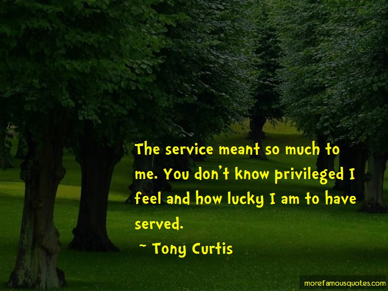 Tony Curtis Quotes Pictures 2