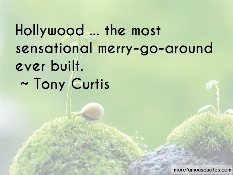 Tony Curtis Quotes Pictures 4