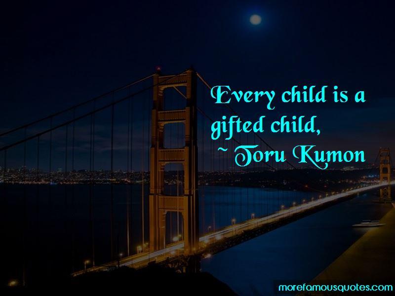 Toru Kumon Quotes Pictures 2