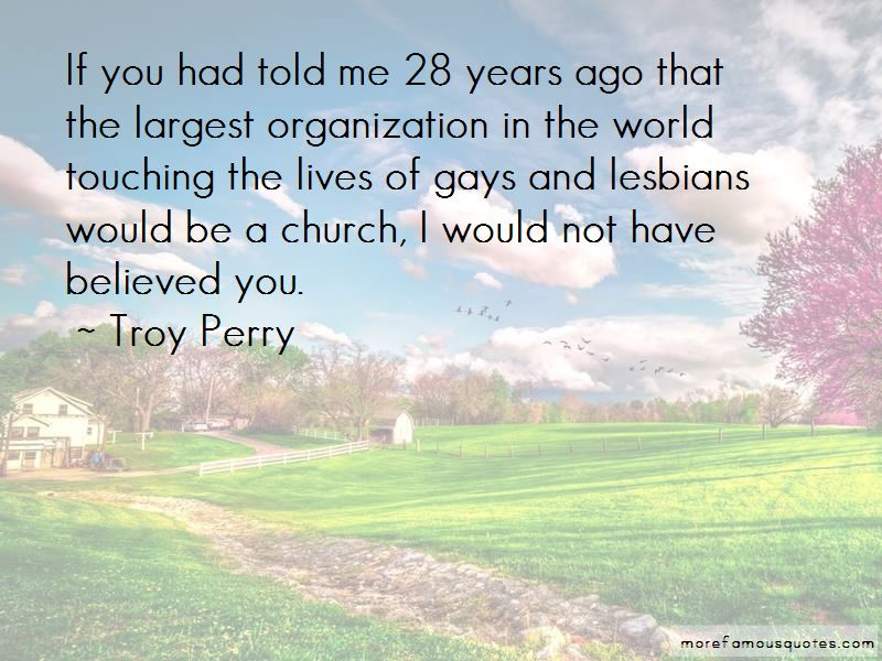 Troy Perry Quotes Pictures 3