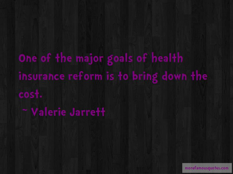 Valerie Jarrett Quotes