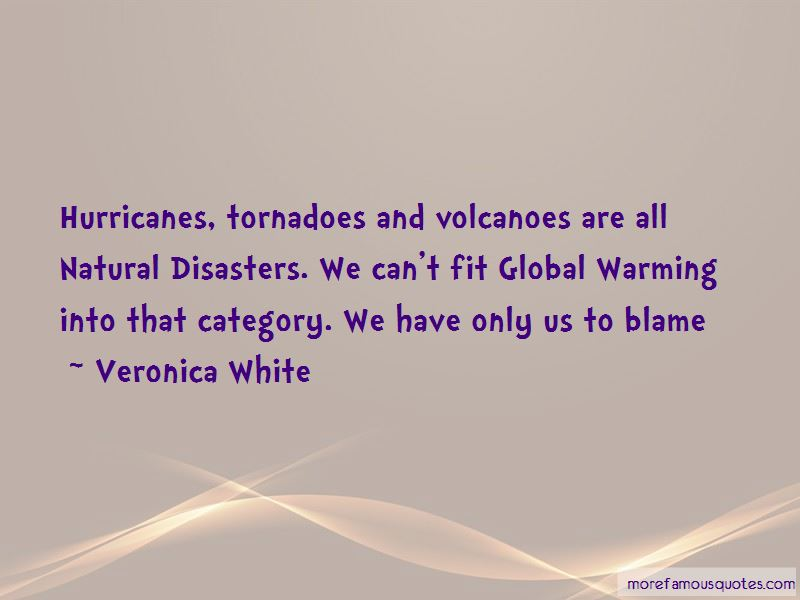 Veronica White Quotes