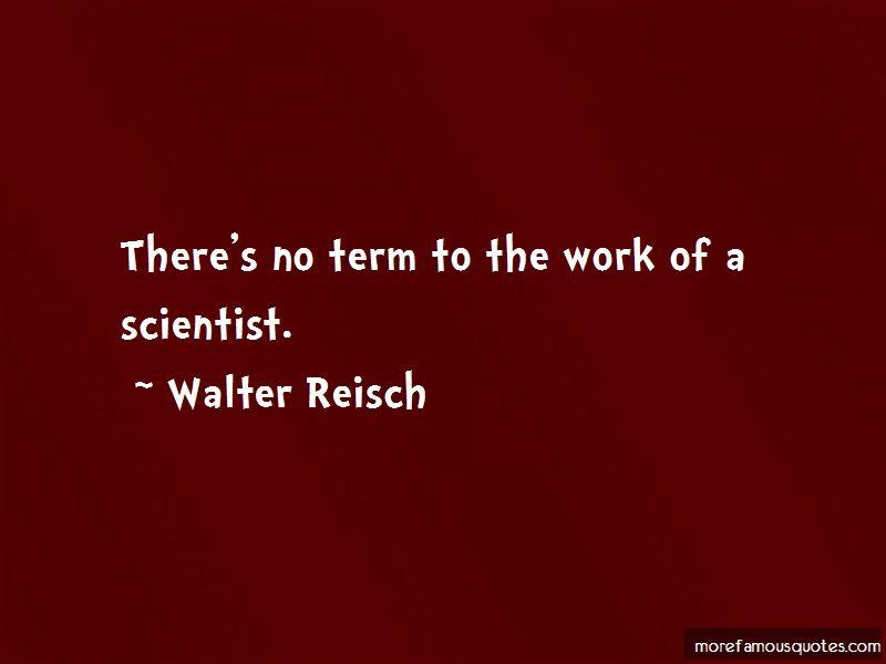 Walter Reisch Quotes Pictures 2