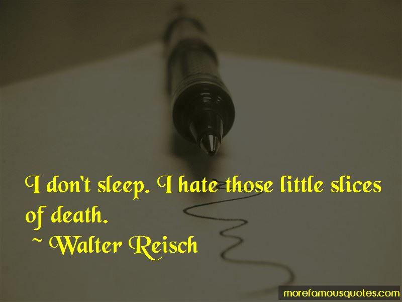 Walter Reisch Quotes Pictures 4