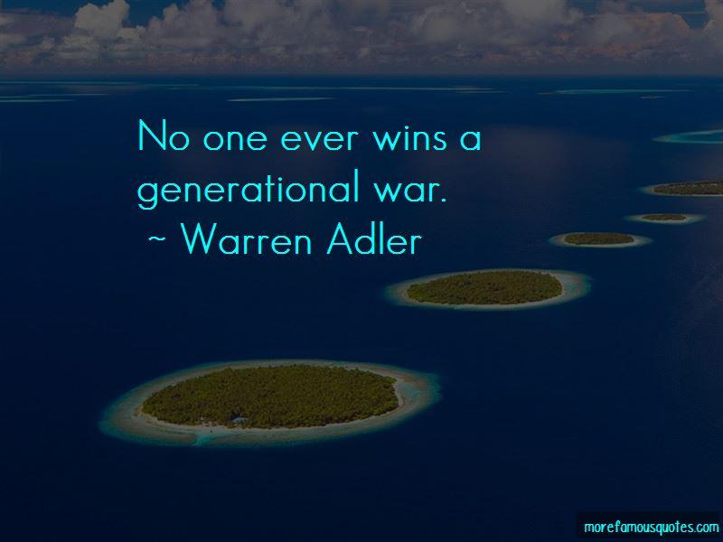 Warren Adler Quotes Pictures 3