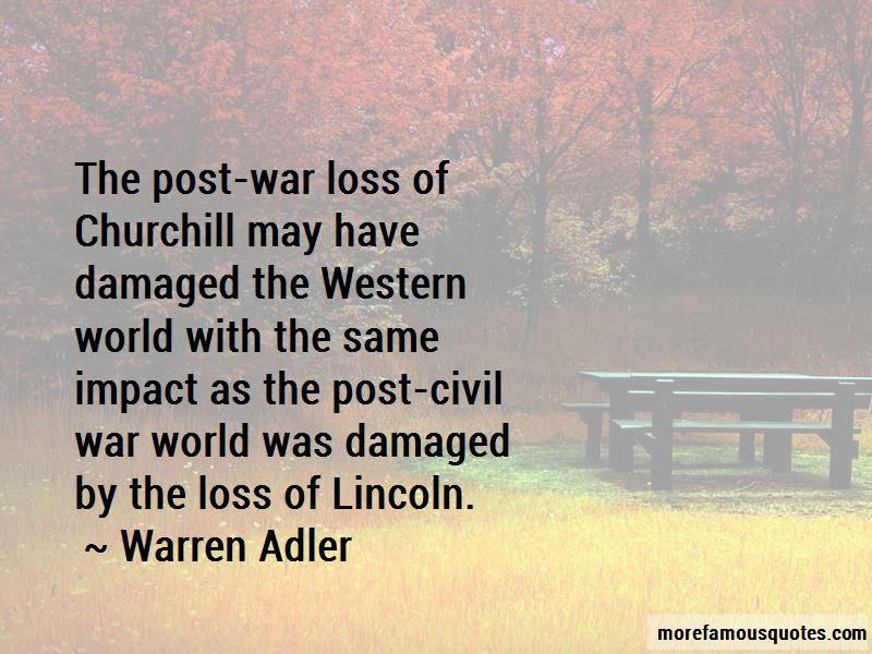 Warren Adler Quotes Pictures 4